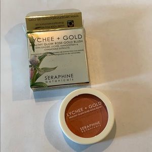 Lychee + Gold - Healthy Glow Rose-Gold Blush